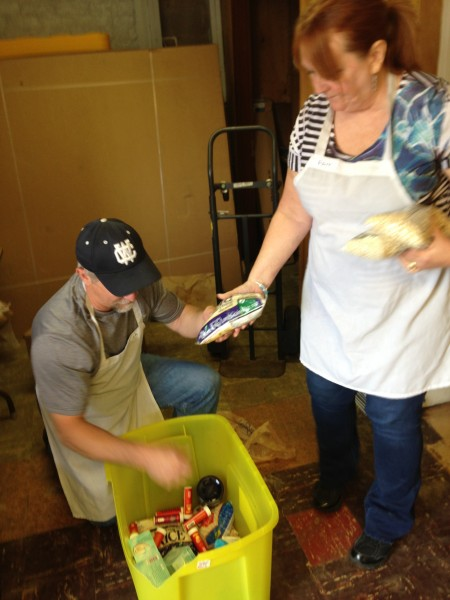Giving Tuesday Volunteers