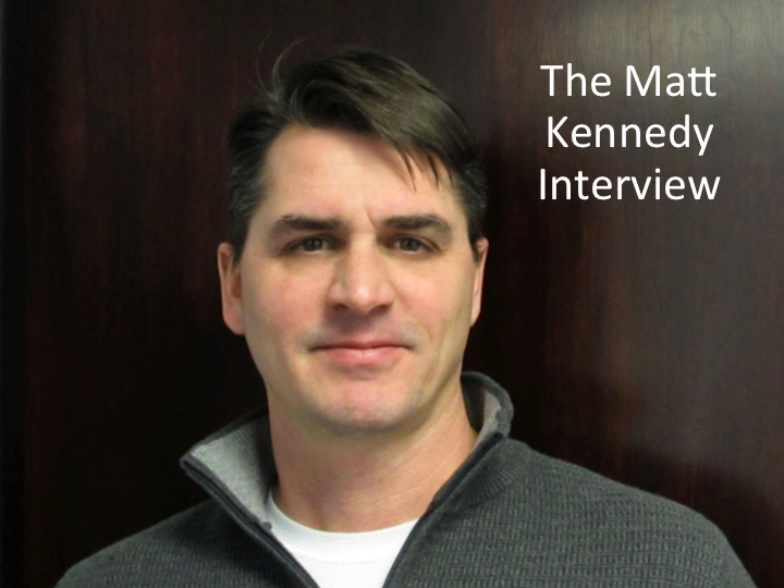 Kennedy Interview